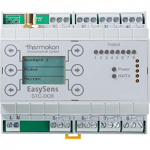 Актуаторы Thermokon STC-DO8